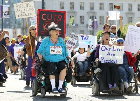 Disabled Americans Have the Most to Fear Under RepubliCare