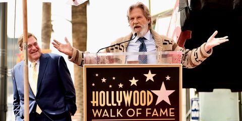 Jeff Bridges Brought Back 'The Dude' for John Goodman