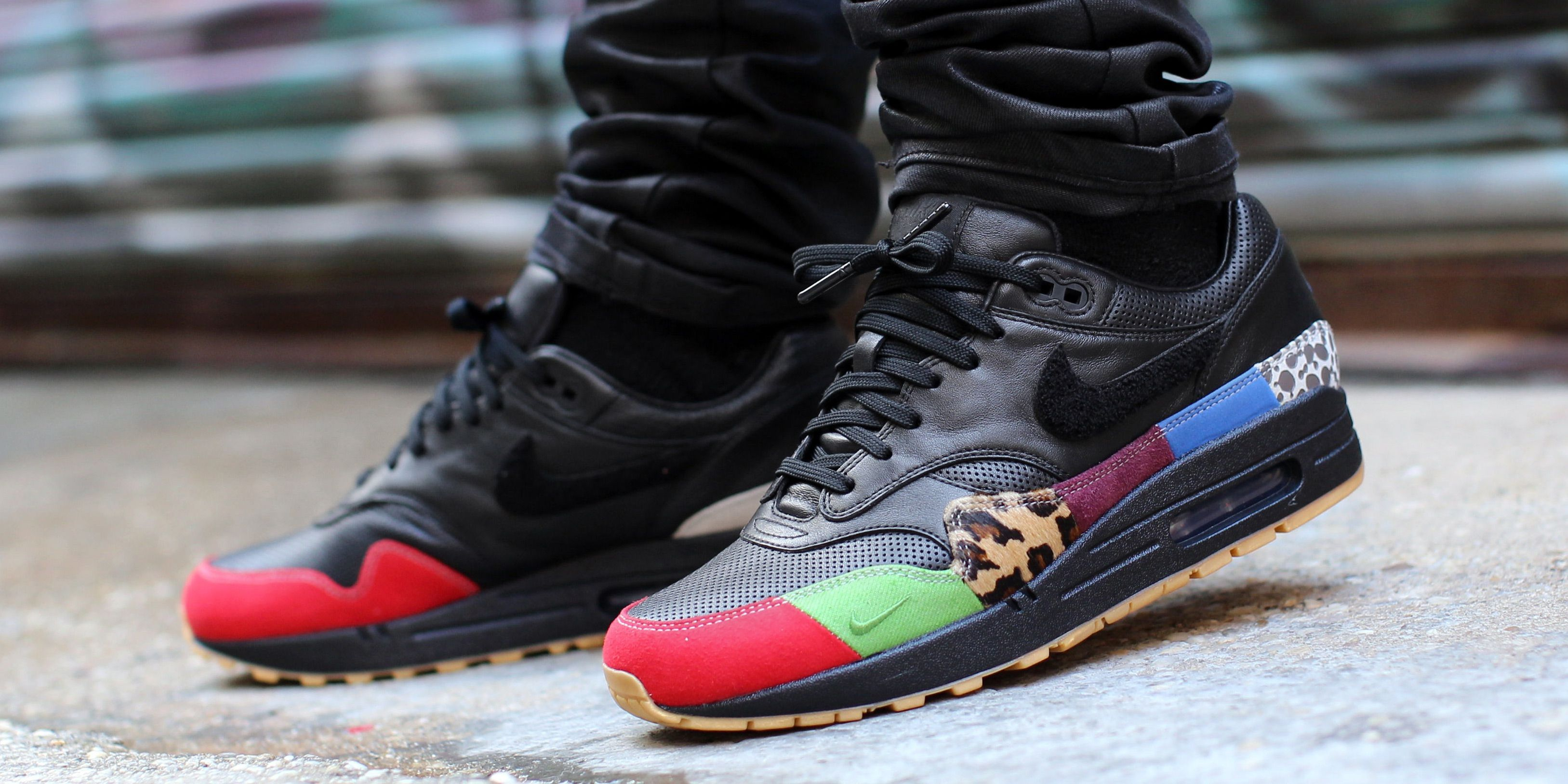 separation shoes 4334b b7d2d Nikes New Air Max 1 Master Is a Sneakerheads Dream