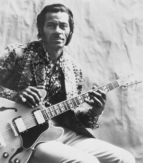 What It Took For Chuck Berry to Invent Rock and Roll