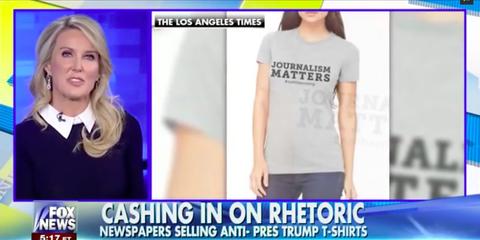 T-shirt, Clothing, Product, Sleeve, Shoulder, Neck, Photo caption, Top, Font, News,