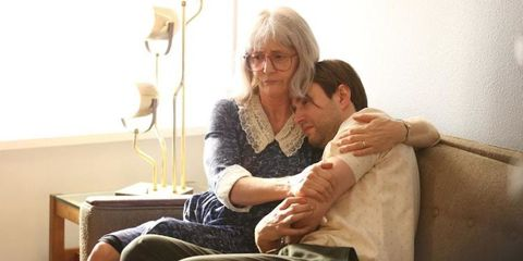 Comfort, Interaction, Sitting, Human, Conversation, Grandparent,