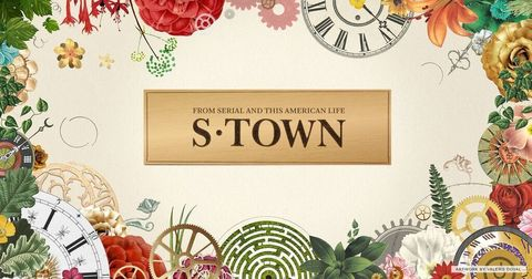 S-Town podcast promo image