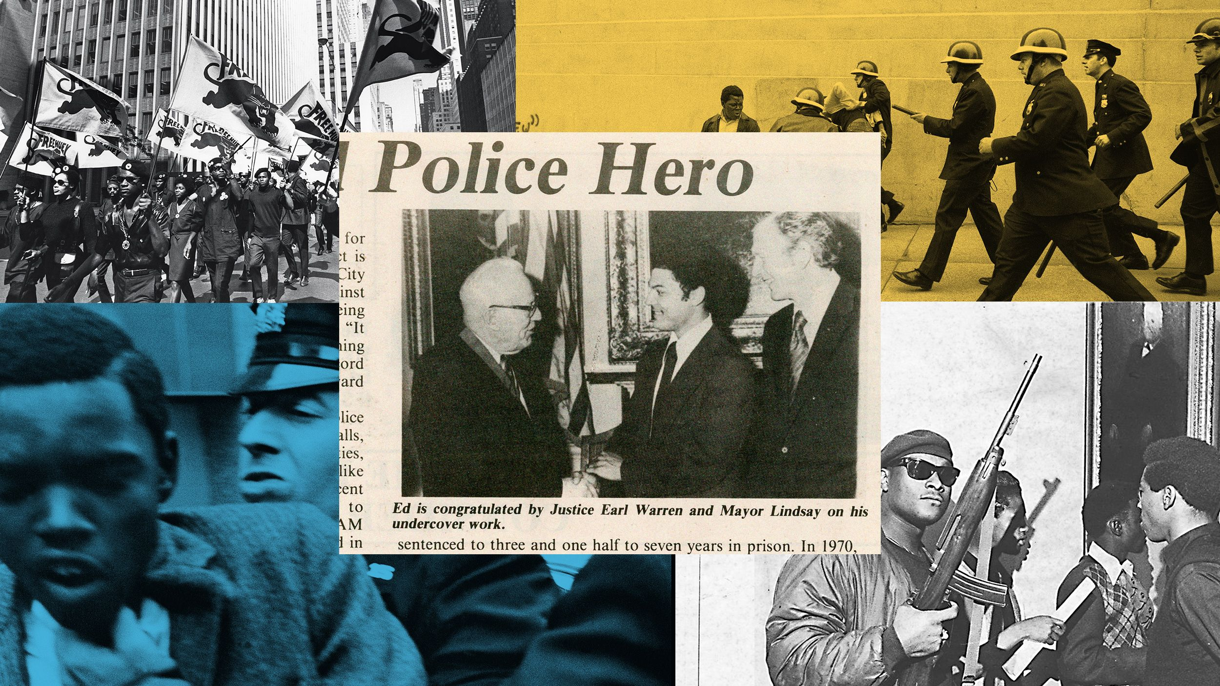 The Undercover Lives of NYPD's Black Officers