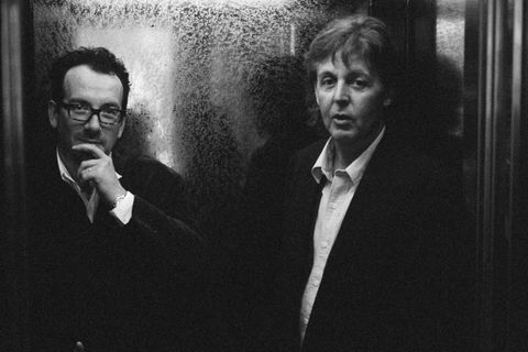 Exclusive: Elvis Costello Explains How He Helped Helped Paul