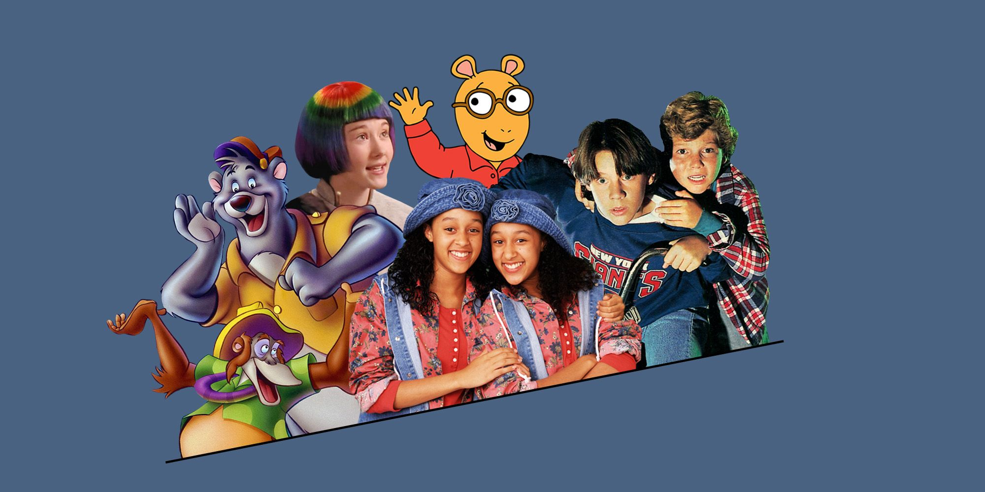 10 entertainments that remember the children of the 90s