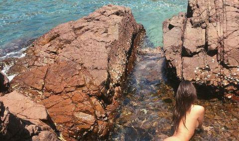 Rock, Water, Formation, Sea, Geology, Coast, Klippe, Cliff, Fun, Vacation,
