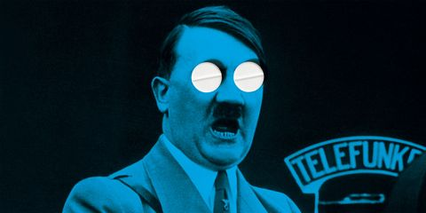Adolf Hitler and the Nazis' Secret Meth Addiction - 'Blitzed