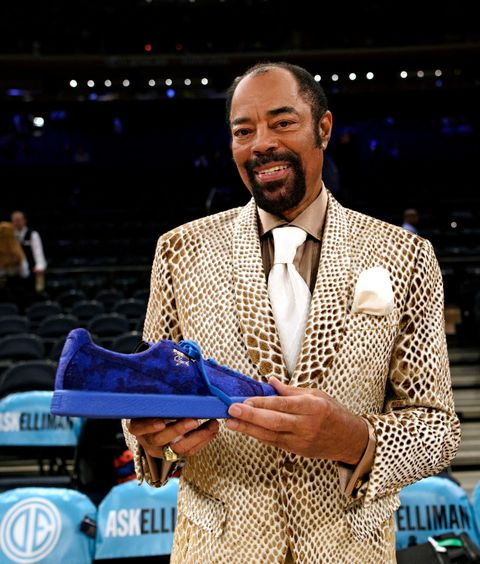 finest selection 6bdb0 c2b4f Clyde Frazier on His Signature Shoes and Legendary Style