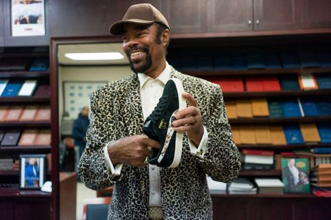 2223695ce238 Clyde Frazier on His Signature Shoes and Legendary Style