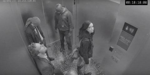 Marvel's The Defenders: Daredevil, Iron Fist, Luke Cage, Jessica Jones