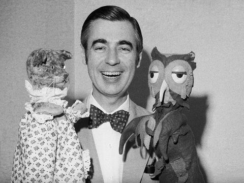 Can You Say Hero Mr Rogers Profile Interview