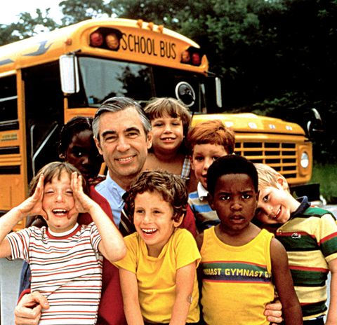 Can You Say   Hero? - Mr  Rogers Profile Interview