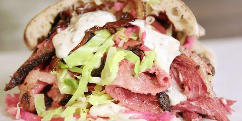 How to Make the Best Short Rib Pastrami Sandwich