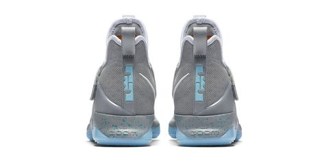58aa1fcecb6f5 The New Nike LeBron 14s Have Serious Back to the Future Vibes