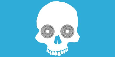 Bone, Skull, Head, Jaw, Illustration,