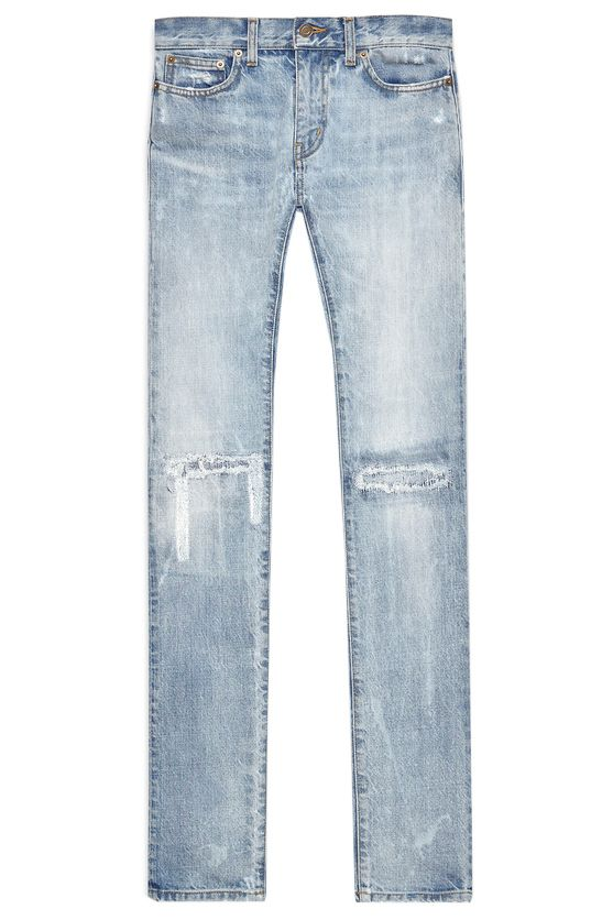 The 16 Best Light Wash Jeans For Spring