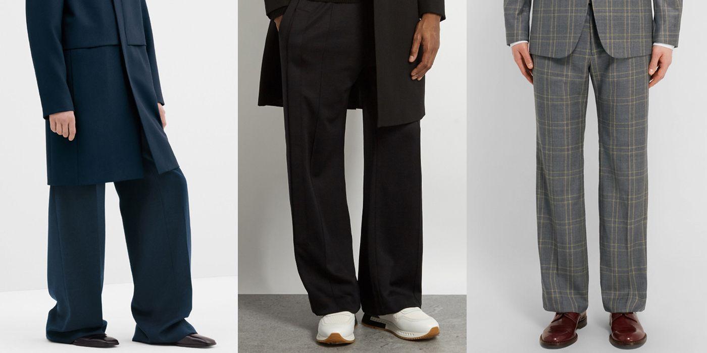 Thời trang Ultra-Wide Trousers