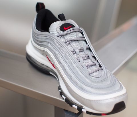 7ba5b9013b A Closer Look at the Newly Reissued Air Max 97 'Silver Bullet'
