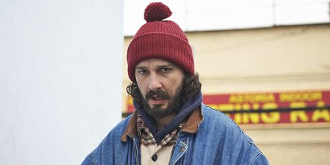 Shia LaBeouf off to live in Lapland cabin