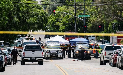 San Bernardino law enforcement