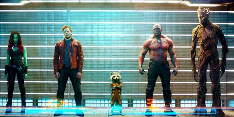 Even the Guardians of the Galaxy Cast Was Nervous They'd Be in Marvel's First Big Flop
