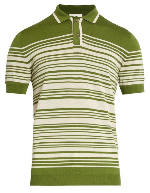 Green, Blue, Product, Yellow, Sleeve, Text, Collar, White, Pattern, Line,