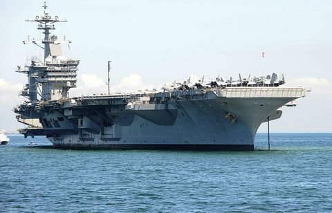 Could North Korea Really Back Up Its Threat and Sink a U.S. Carrier?