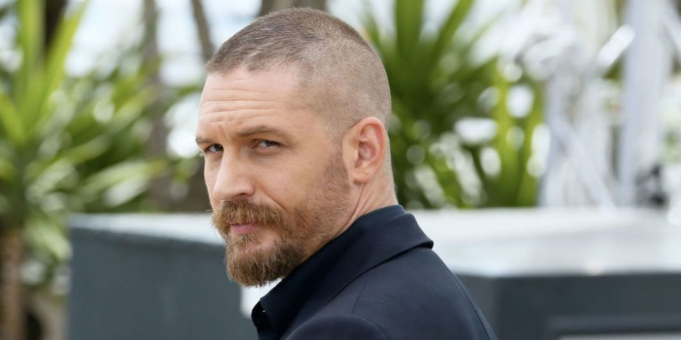 Tom Hardy Proves Once Again He's Not to Be F*cked With