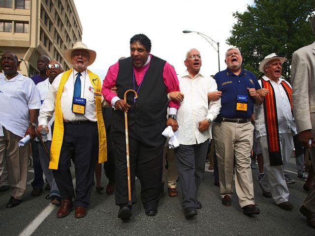 Reverend William Barber II Leads New Progressive Christian Movement