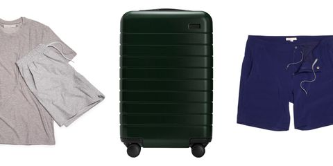 Product, Black, Grey, Teal, Plastic, Rectangle, Rolling, Baggage, Silver, Pocket,