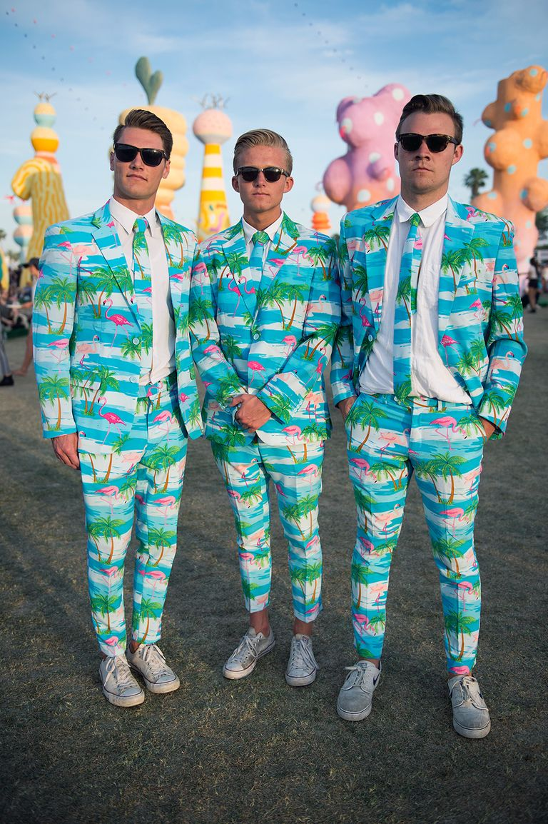 20 Worst Coachella 2017 Style Choices - See What Guys Wore to Coachella