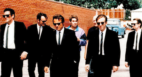 Tarantino Reunited with the Cast of 'Reservoir Dogs' and Revealed Its Surprising Origin Story