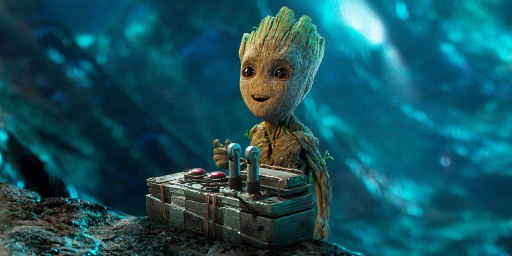 Baby Groot Is Bad America Is Better Than Baby Groot