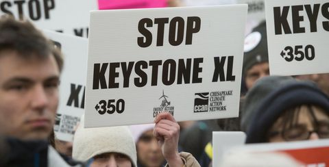 Hey, Remember the Keystone XL Pipeline?