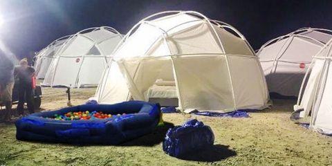 Blue, Tent, Style, Light, Electric blue, Azure, Majorelle blue, Cobalt blue, Camping, Inflatable,