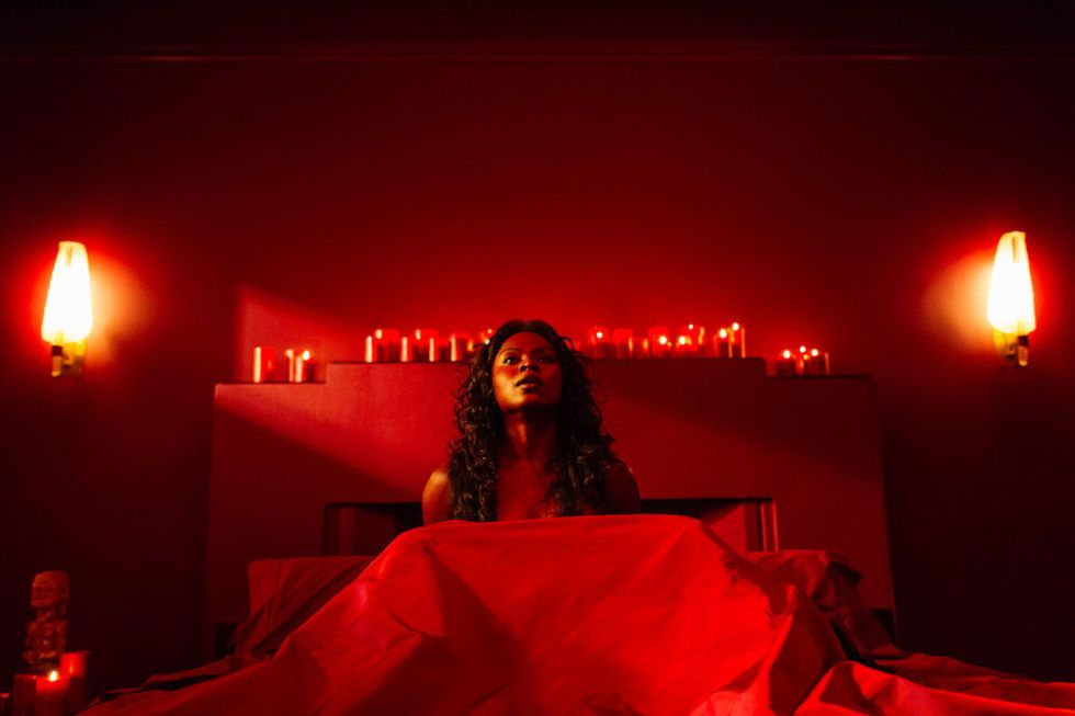 The First Episode of American Gods Had One of the Craziest Sex Scenes in TV History