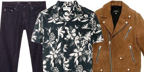 Product, Brown, Collar, Sleeve, Textile, Pattern, White, Dress shirt, Fashion, Black,