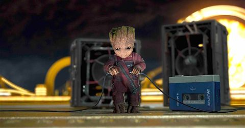 This Scene in Guardians of the Galaxy 2 Represents