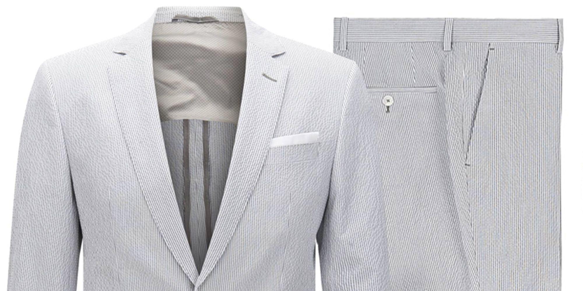 10 Best Seersucker Suits For Men How To Wear Seersucker In 2017