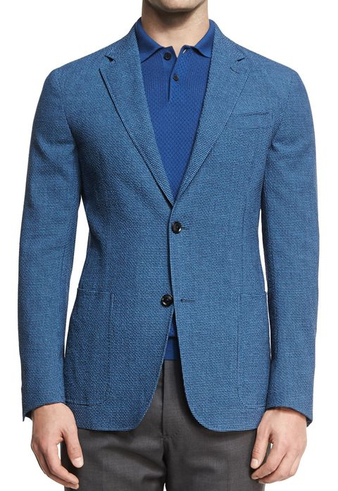Clothing, Blue, Product, Dress shirt, Collar, Pocket, Sleeve, Textile, Shirt, Standing,