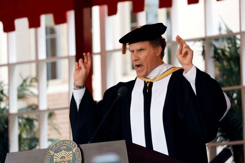 Will Ferrell Bashes Trump University In What Might Be His Greatest Commencement Speech