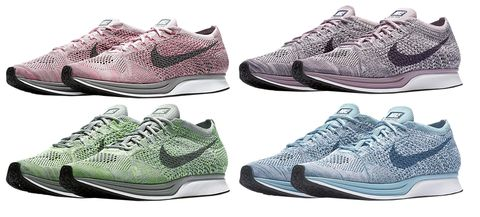 370cdd0d8fe04 We never get tired of telling you that Nike s Flyknit Racer is the perfect  casual sneaker for basically any situation. It s sporty but sophisticated