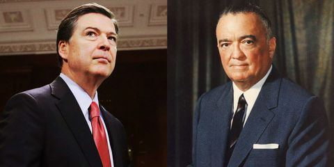Comparing James Comey to J. Edgar Hoover Is an Insult to History