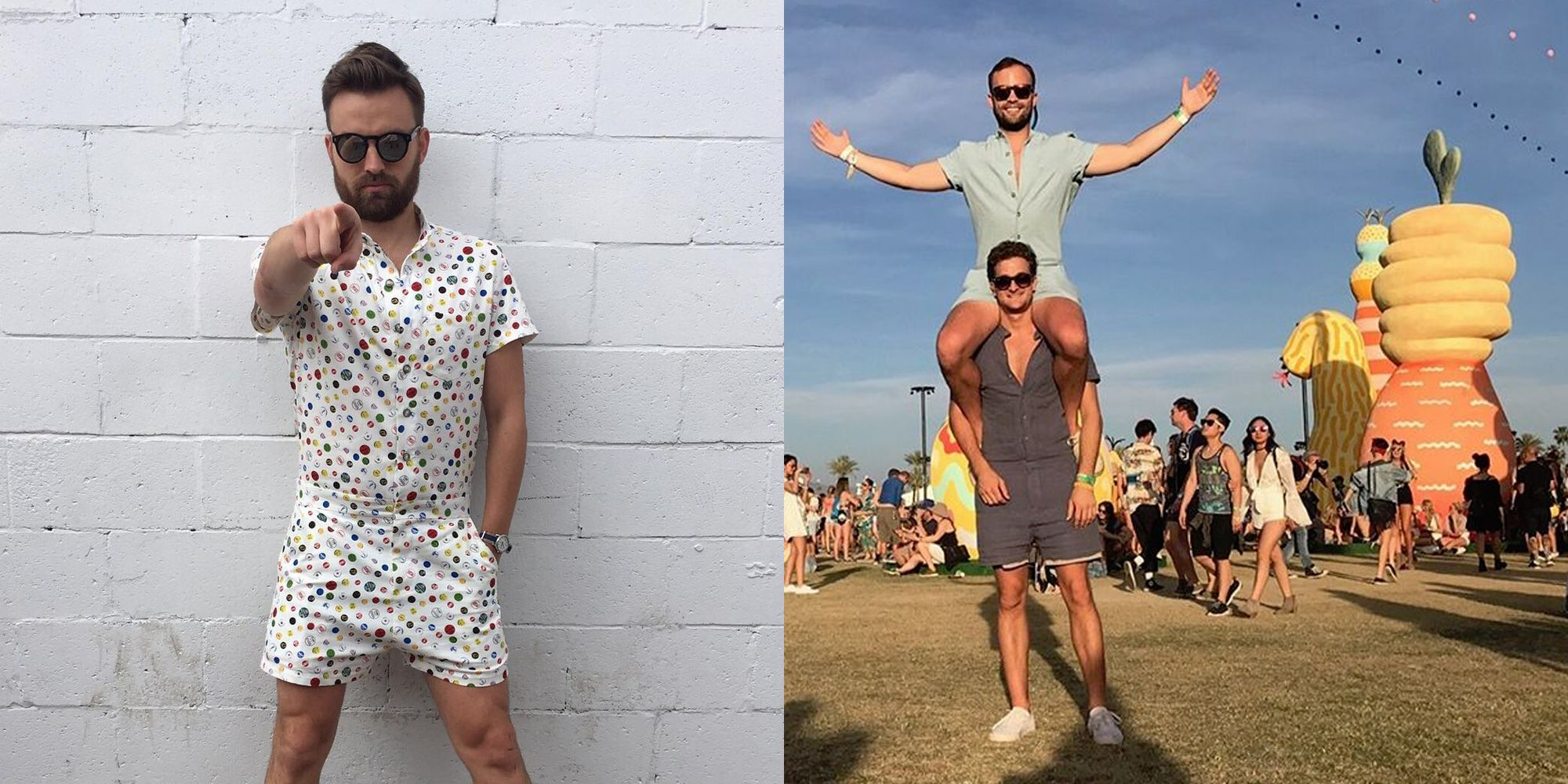 f28c817dbac Are RompHim s Rompers for Men the Latest Trend in Menswear