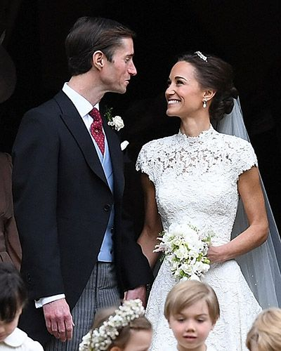 Wedding dress, Gown, Dress, Bride, Facial expression, Bridal clothing, Formal wear, Suit, Marriage, Ceremony,