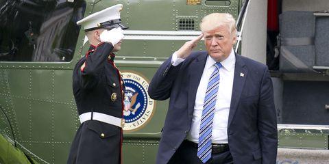 Military person, Dress shirt, Cap, Collar, Standing, Military uniform, Uniform, Military organization, Peaked cap, Blazer,