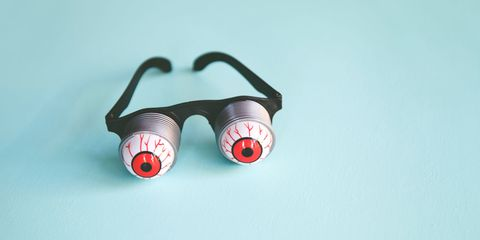 Eyewear, Vision care, Product, Red, Carmine, Eye glass accessory, Plastic, Technology, Tints and shades, Still life photography,