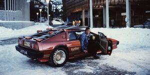 亡きロジャー・ムーアが愛した8台のボンドカー