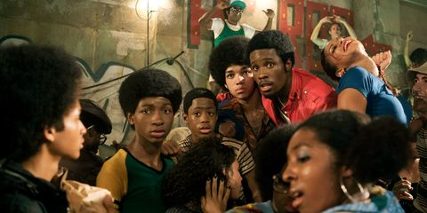 Image result for THE GET DOWN netflix